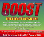 Boost Crystal Enhancer