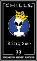 Chills King Size Rolling Paper