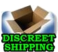 Discreet shipping for headshop smokes