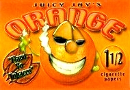 Juicy Jay's Orange Rolling Paper